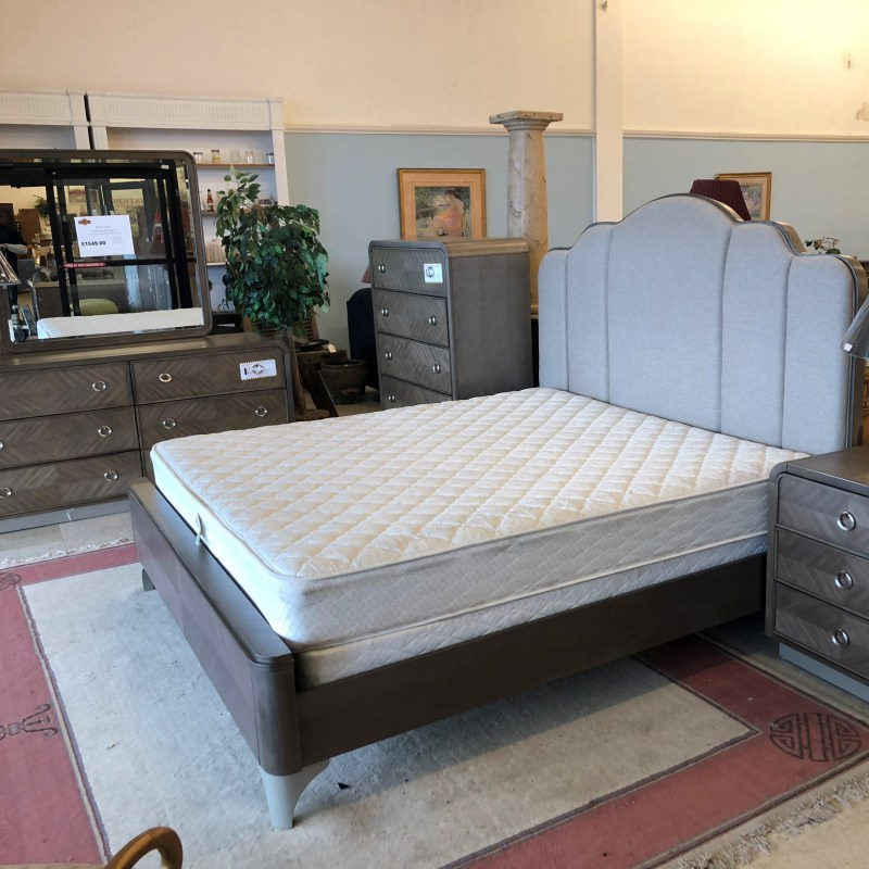 BRAND NEW! Mainline Bauhaus 5 Piece King Bedroom Set